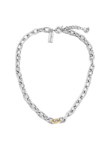 Alberto Guardiani Alberto Guardani Jewelery 25 Cm Altin Kolye Renkli